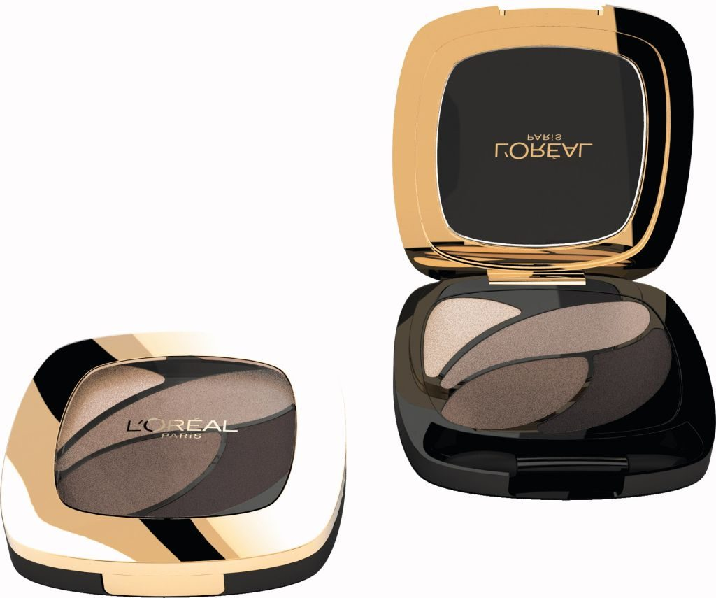 L'Oreal Paris Colour Riche Les Ombres Quad Eyeshadow in Absolute Taupe RRP $29.99