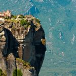Meteora FLoating Cathedrals