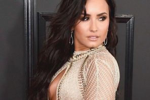 Here's How To Recreate Demi Lovato's Stunning Grammys Makeup Look At Home