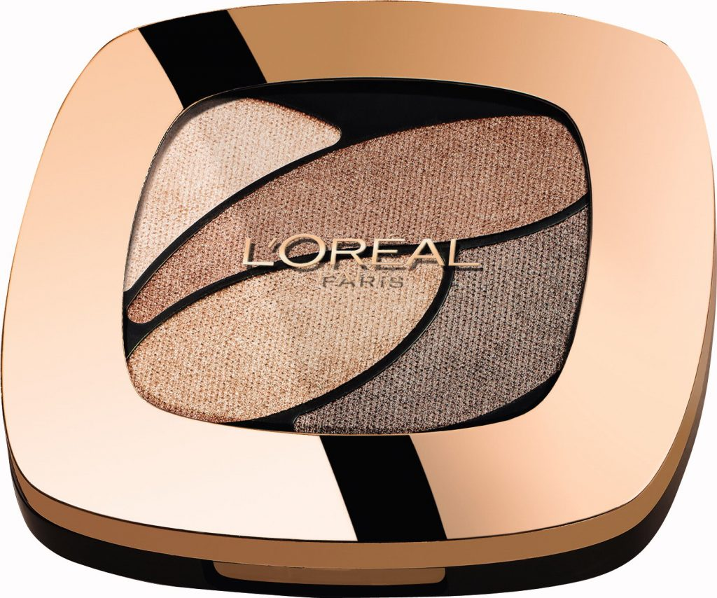L'Oreal Paris Colour Riche Les Ombres Quad Eyeshadow in Timeless Beige RRP $29.99