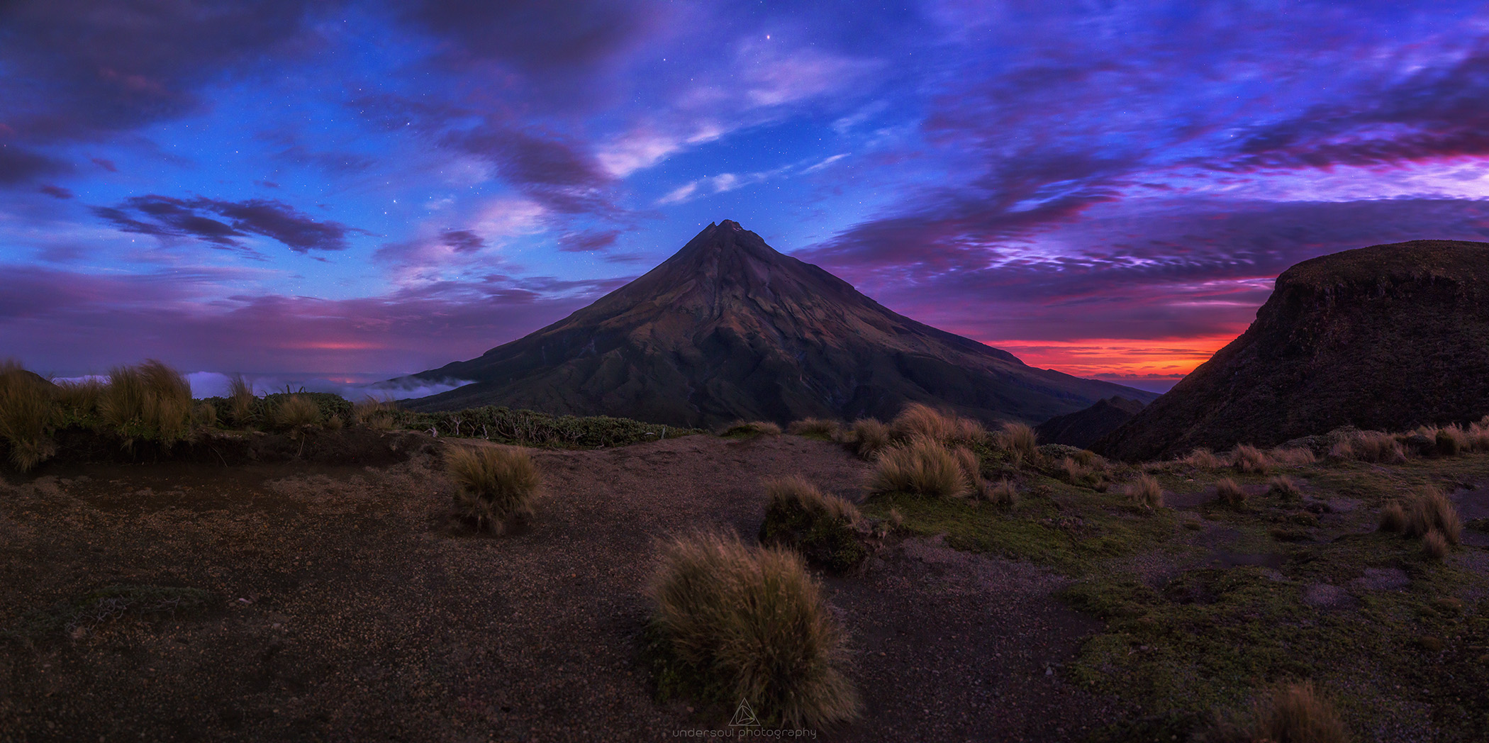 Choice Hotels TravelGrammer -View of Mt Taranaki by Jordan McInally