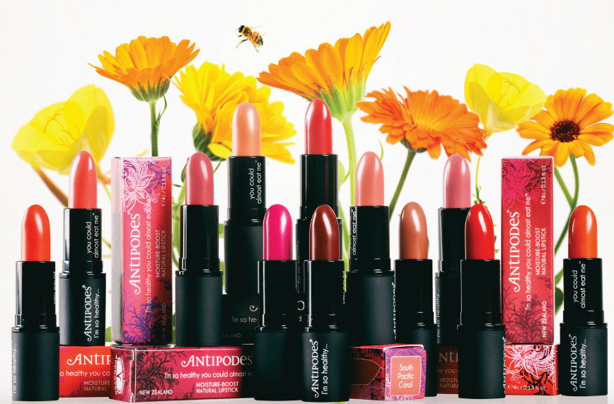 Your New Natural and Eco-friendly Go-To Lipstick