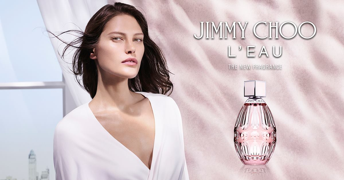 The New Jimmy Choo L'Eau Fragrance is Divine