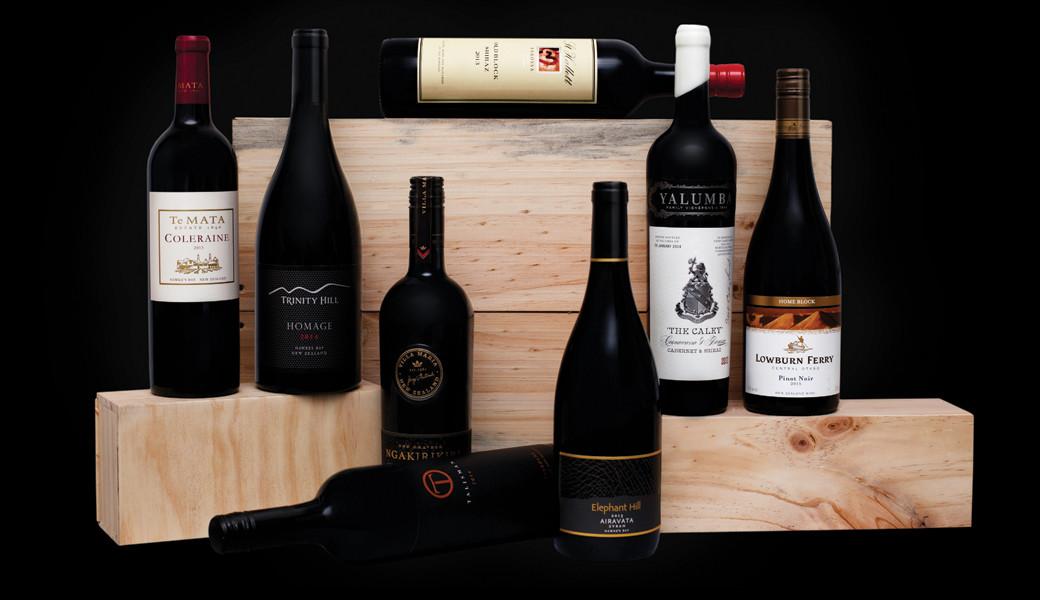 8 best NZ Wines