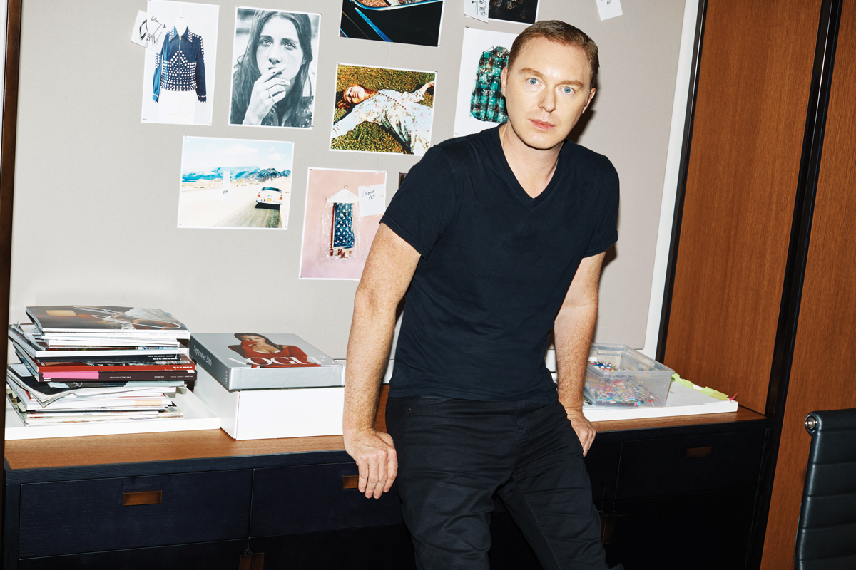 Stuart Vevers, executive creative director