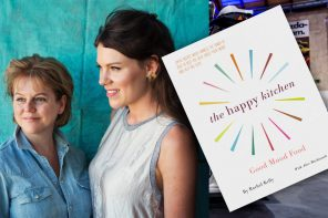 Book Review: The Happy Kitchen, Rachel Kelly with Alice Mackintosh