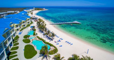 Wyndham-Reef-Resort,-Grand-Cayman