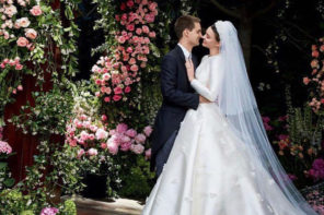Stuck on ideas for your wedding makeup? Here are some of Miranda Kerr's makeup secrets