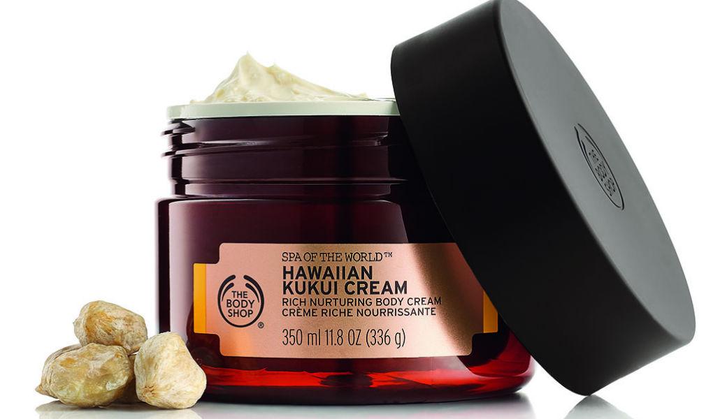 Spa of the World Hawaiian Kukui Cream