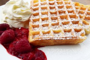 National Waffle Day Is Coming To New Zealand