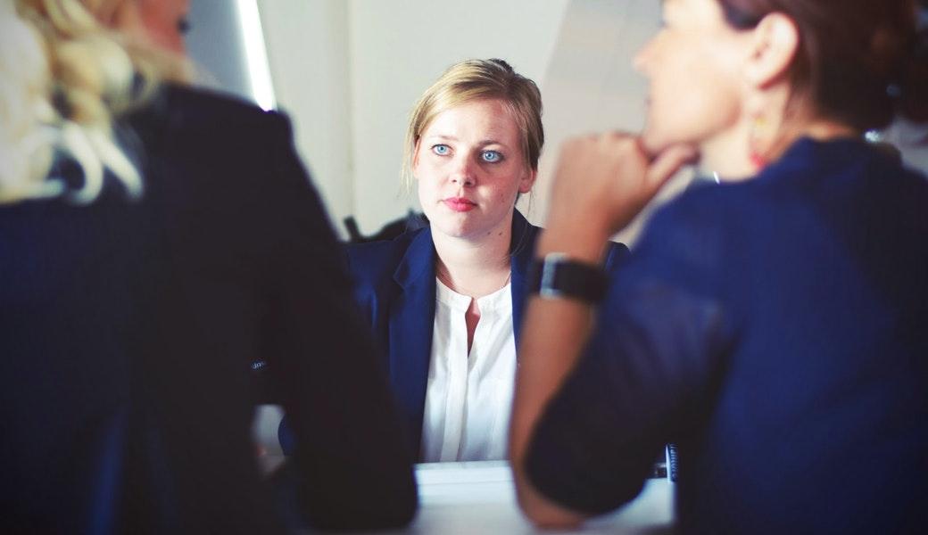 Never Mind The Gap: A Survey Has Shown Women Face A Gender Cap