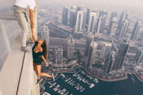 Amazing Images Taken By Instagrammers Who Risked Their Lives For The Perfect Shot