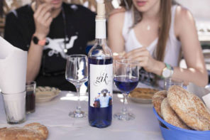 Blue Wine Is Officially A Thing That Exists