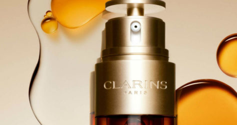 Clarins new M2Woman