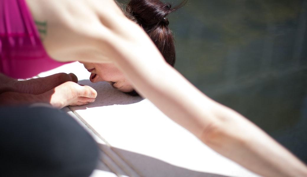 Yoga mat M2Woman