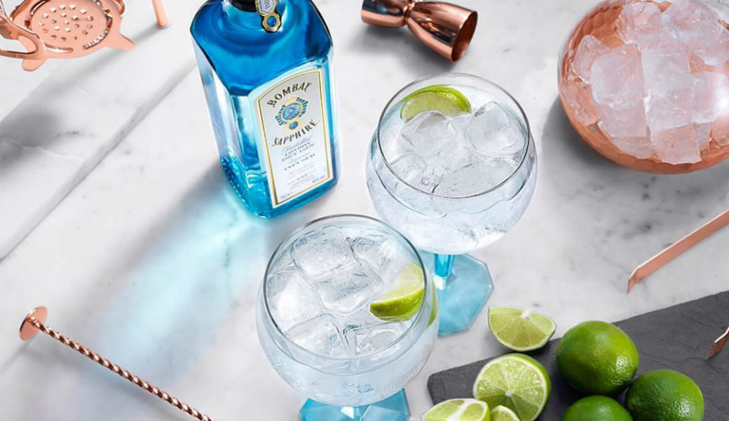 Gin inspired pop-up Bombay Sapphire