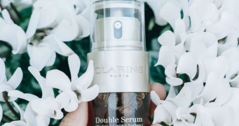 Clarins Double Serum M2Woman