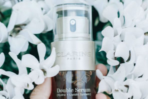 Learn All About The Responsible Beauty Of The New Clarins Double Serum
