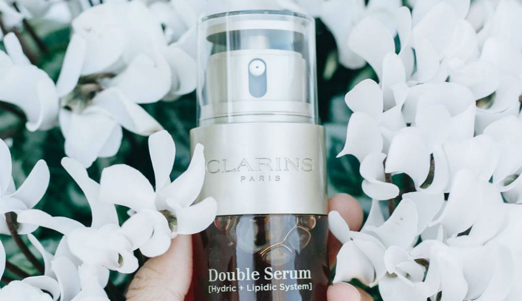 Clarins Double Serum M2Woman