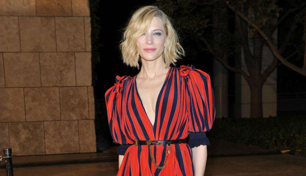Cate Blanchett M2Woman