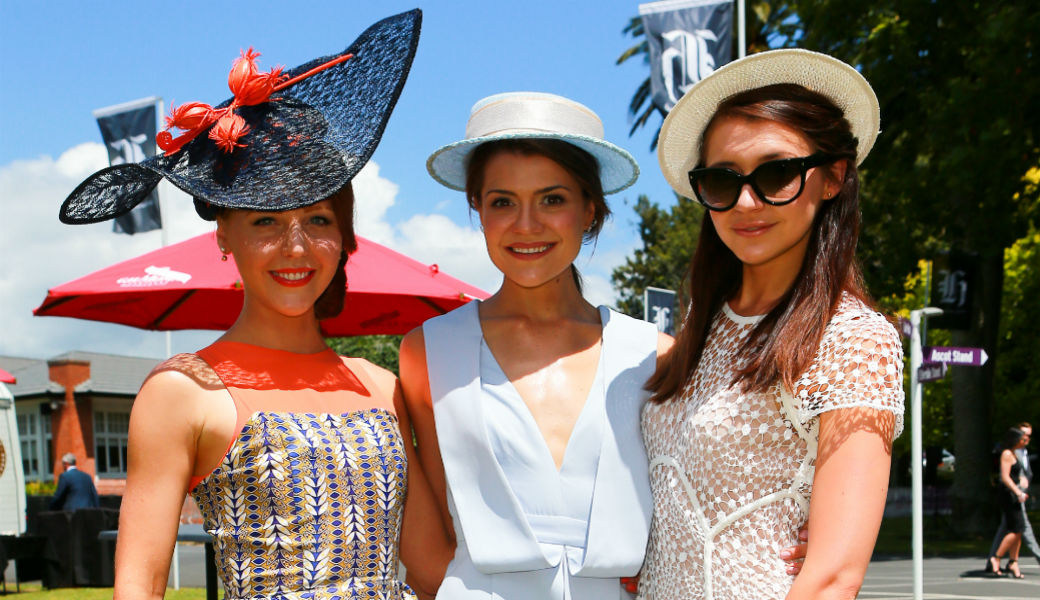 Melbourne Cup Day M2Woman