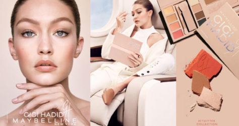 Gigi Hadid X Maybelline M2Woman
