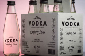 Gym Junkies Rejoice! There's Now Ready To Drink Fitness Vodka