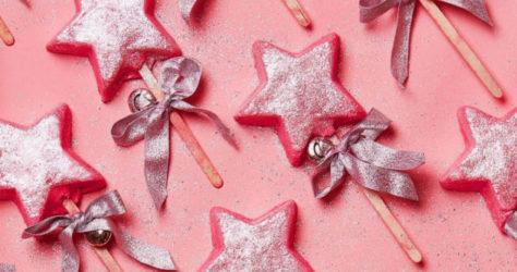 Lush Christmas festive