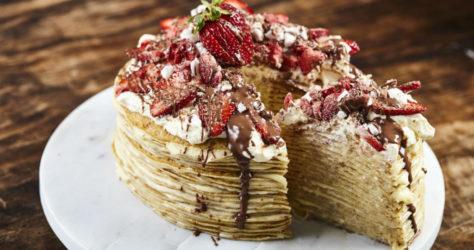 Crepe Cake M2Woman