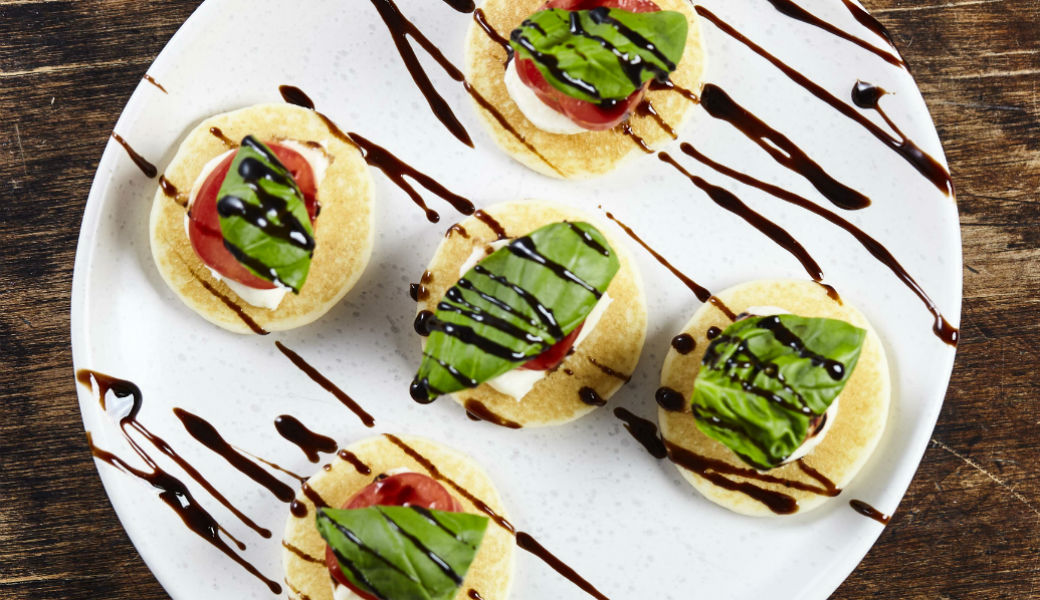 Christmas Blinis M2Woman