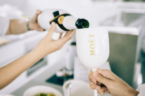 The Moet Ice Brunch Is One Of The Hottest Events This Summer