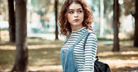 Curly hair M2Woman