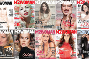 Celebrating 50 Issues Of M2woman: The Greatest Moments & The Future
