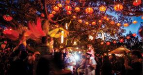 Auckland Lantern Festival M2woman