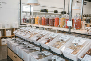 An Organic Wholefood Refillery Has Opened In Parnell