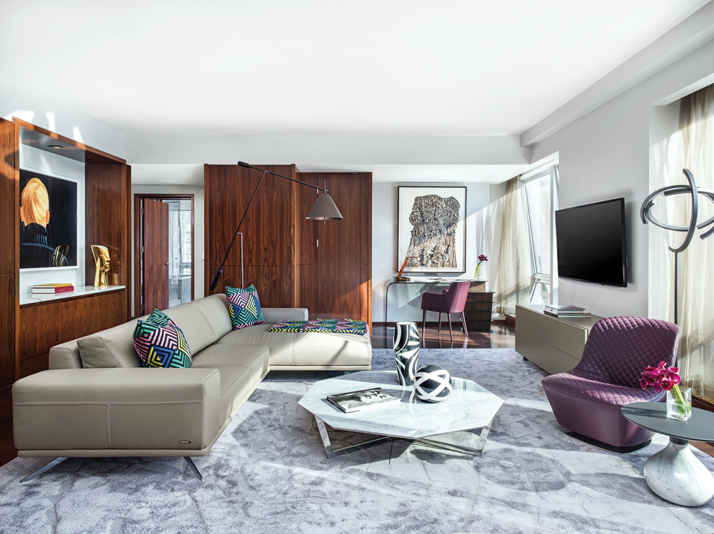 1 Night In Nyc S 1 The Langham New York Fifth Avenue
