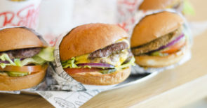 Better Burger Mt Eden Earth Day