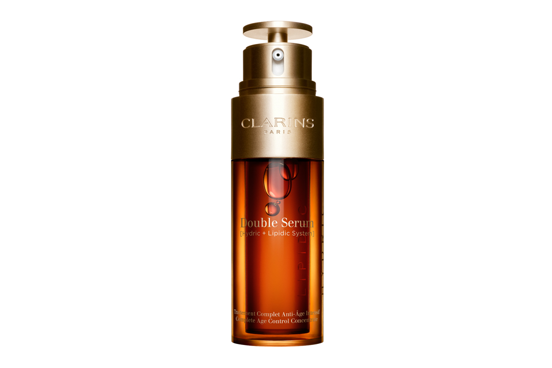 The Perfect Lux Skincare Treat for Mum: Clarins Double Serum