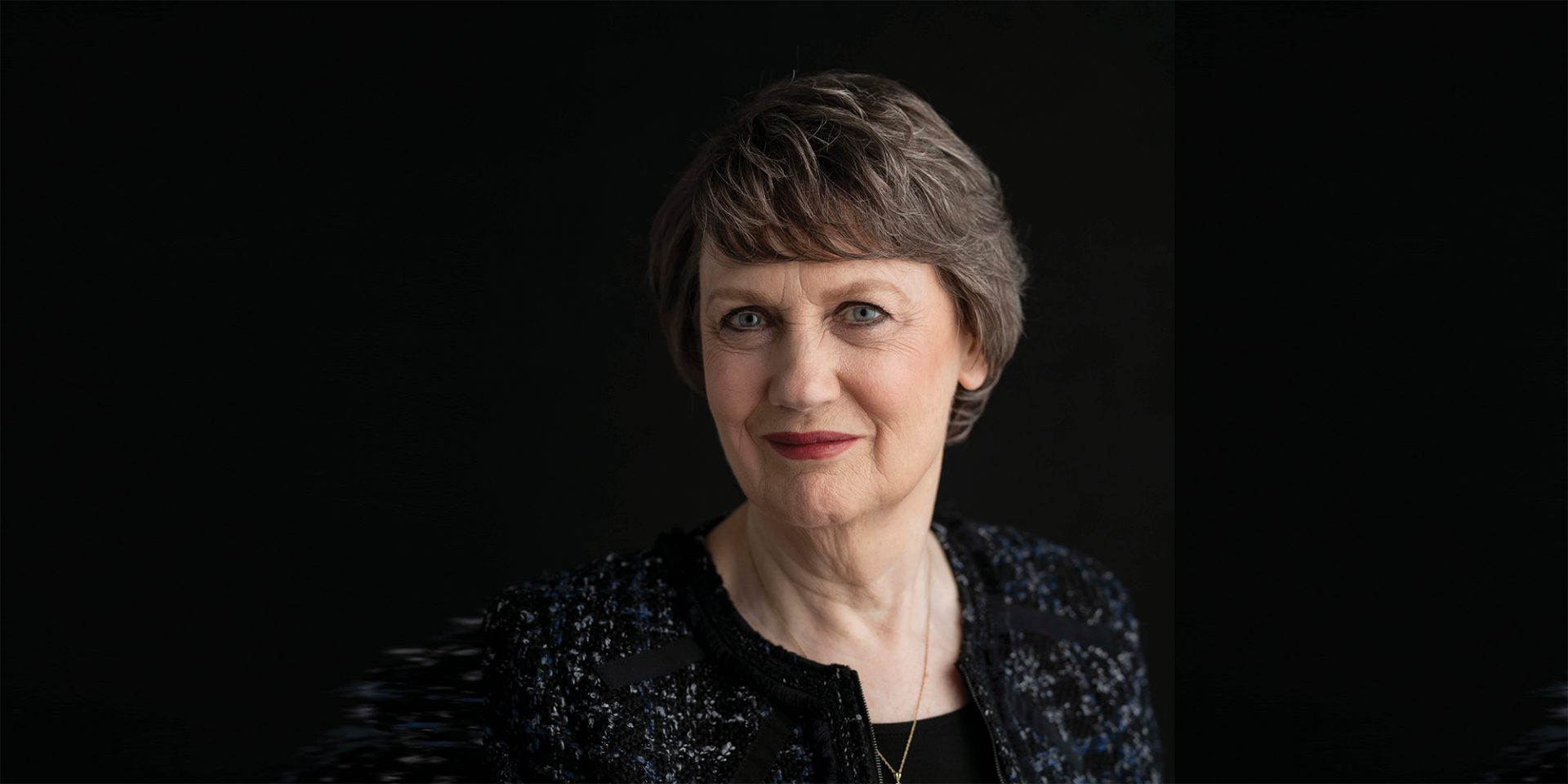 Helen Clark author photo