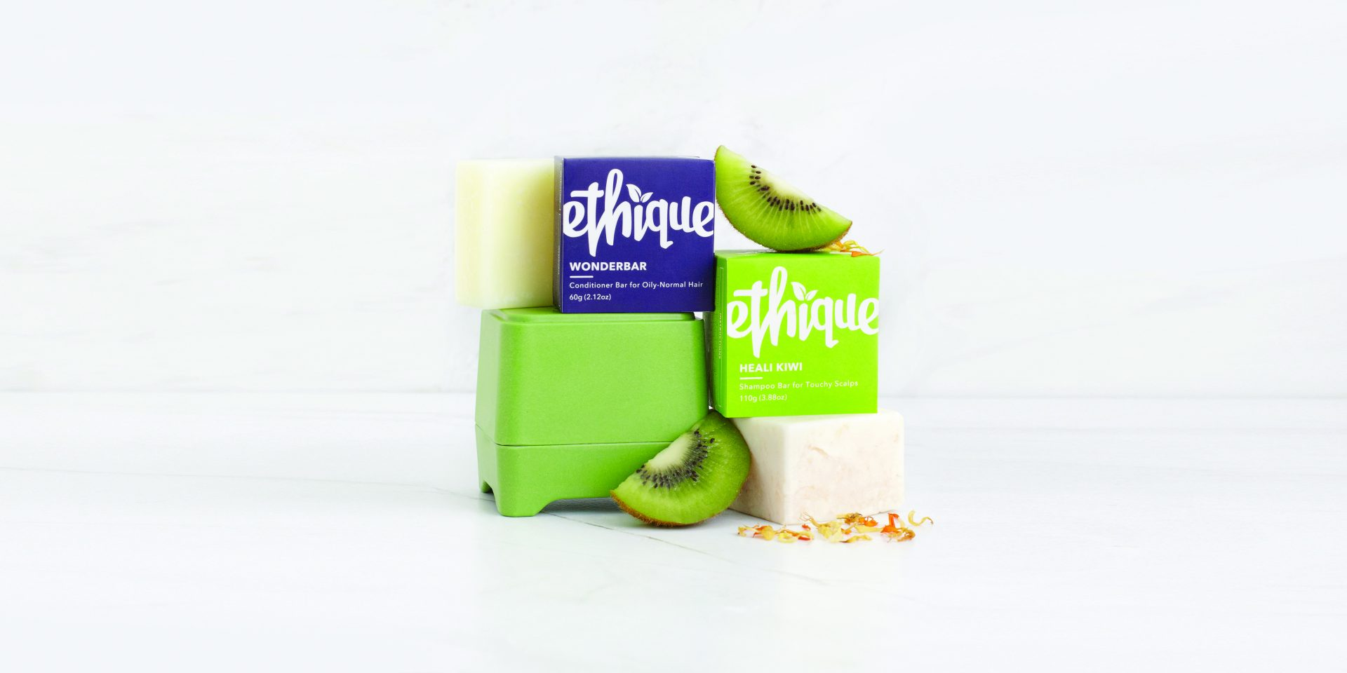 Ethique - Bundle Range - Be Wonderful Starter Kit (Ingredients)