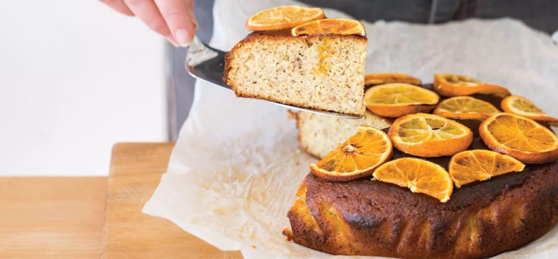 Poppy Lemon Cake - M2woman.co.nz