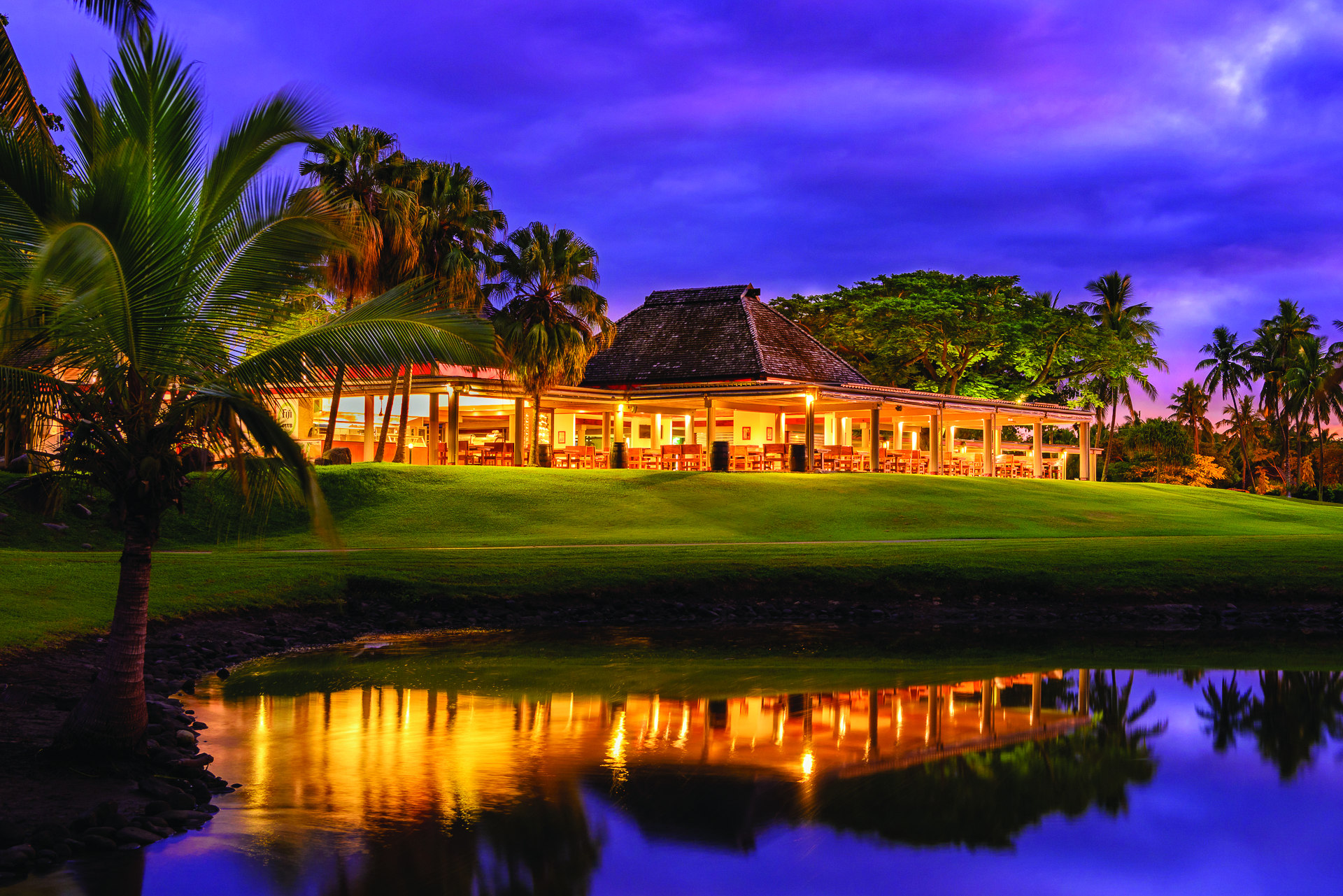 Marriott Resorts Fiji