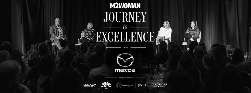 Journey to Excellence - M2woman.co.nz
