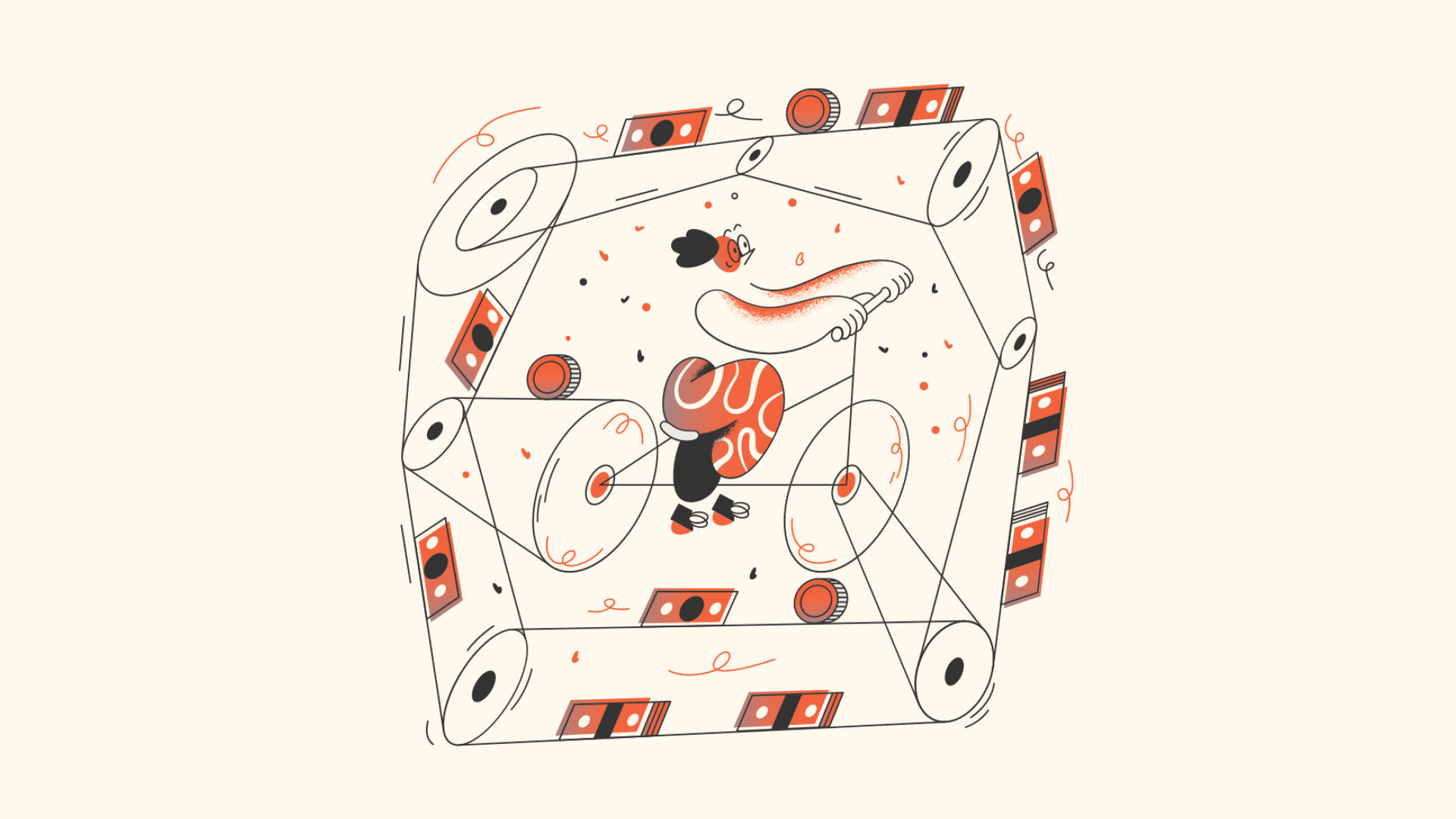 on-thre-wheel